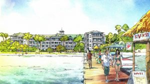 Ambergris Caye Marriott Resort real estate investment
